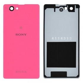 Tapa Trasera Sony Xperia Z1 Compact D5503 rosa