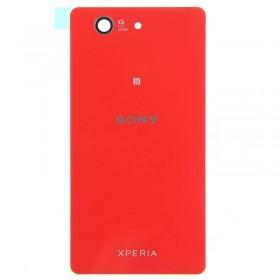 Tapa Trasera Sony Xperia Z3 compact Naranja