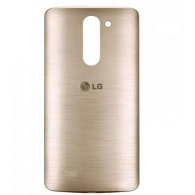 Tapa trasera LG L Bello D331 oro