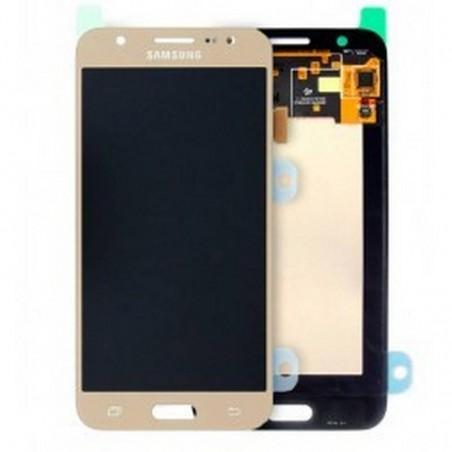 Pantalla completa Samsung Galaxy J5 Dorado.