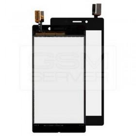 Tactil Sony Xperia M2 Aqua D2403 D2406 Negro