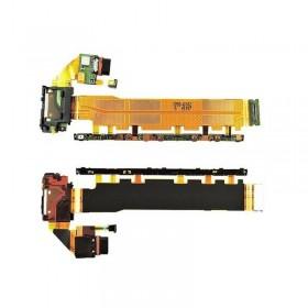 Flex conector carga y Volumen Sony Xperia Z3 Plus / Z4
