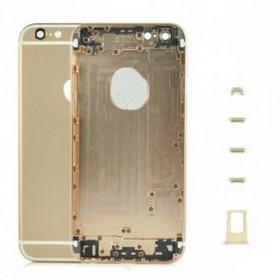 Carcasa Trasera para iphone 6 oro