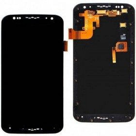 pantalla completa Negra Motorola Moto X2