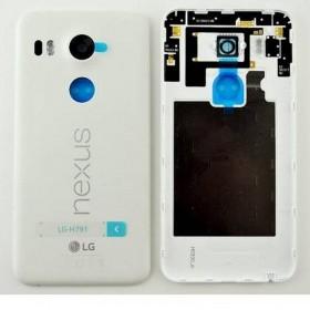 Carcaça Tapa Traseira de Bateria LG Nexus 5X H791 branca