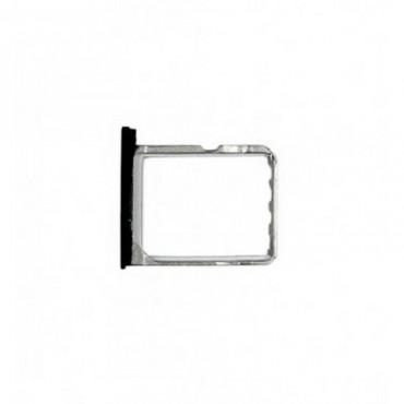 Bandeja porta Sim Original BQ Aquaris E4,5 / E5 HD / E5 FHD / E6 / E10 Negra