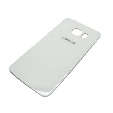 Tapa bateria samsung Galaxy S6 edge plus G928F Blanca