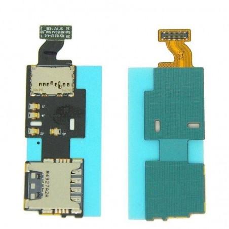Flex lector sim y microSD Samsung Galaxy Note Edge N915FY