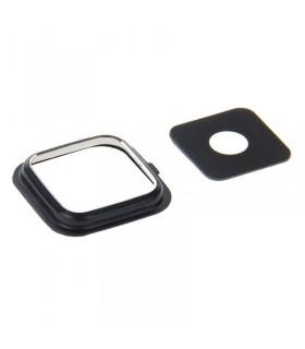 Embellecedor de la Cámara Trasera Samsung Galaxy Note 4 Edge G935F negro