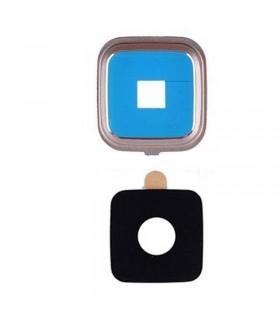 Embellecedor da Câmera Traseira Samsung Galaxy Note 4 Edge G935F Oro