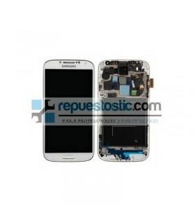 Pantalla Completa BLANCA Samsung Galaxy S4 Plus GT-i9506