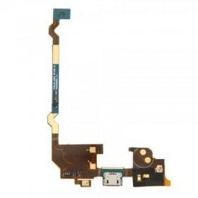 Cable Conector Carga Microfono LG Optimus L9 P769