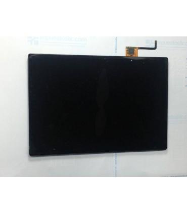 Pantalla completa con marco original Bq Aquaris E10 (version 3G) negra