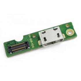 sub placa conector de carga Bq Aquaris E10 original