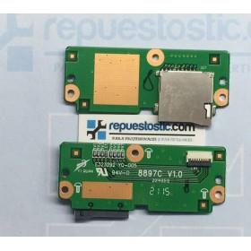 Leitor de cartão micro SD Original Bq Edison 3 modelo wifi