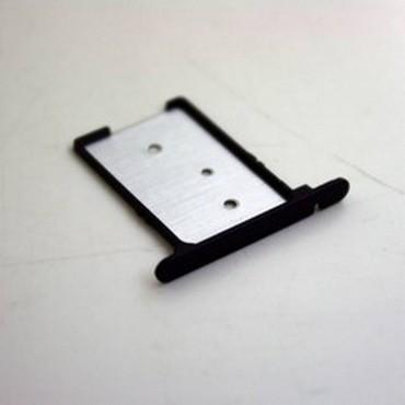 Bandeja de tarjeta sim negra para Xiaomi MI3