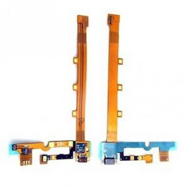 Flex con conector de carga Xiaomi Mi3 Version TD-SCDMA