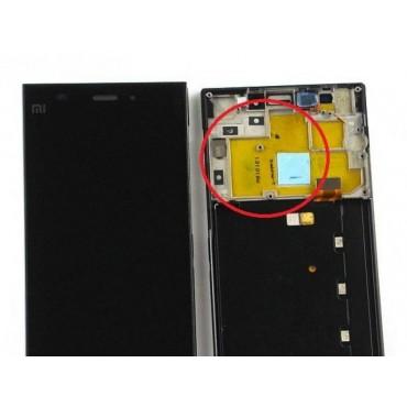 Pantalla completa con marco Xiaomi Mi3 TD-SCDMA