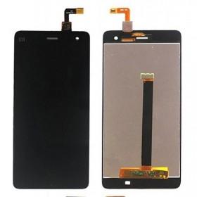 Pantalla completa Xiaomi MI4 negra