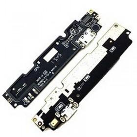 Placa auxiliar con micrófono, conector micro USB de carga, datos y accesorios para Xiaomi Redmi Note2