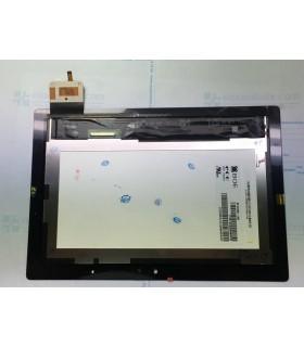 Ecrã completa LCD táctil para Lenovo Tablet S6000 de 10.1 pulgadas cor preto
