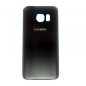 carcaça traseira preta, para Samsung Galaxy S7, G930F