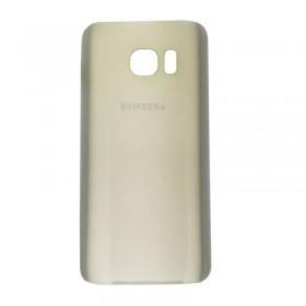 carcasa trasera dorada, para Samsung Galaxy S7, G930F