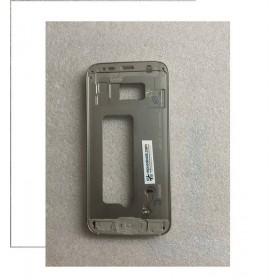 Carcasa central dorada para Samsung Galaxy S7, G930F Remanufacturada