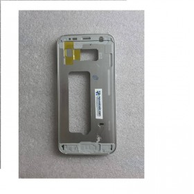 Carcasa central Plateada para Samsung Galaxy S7, G930F