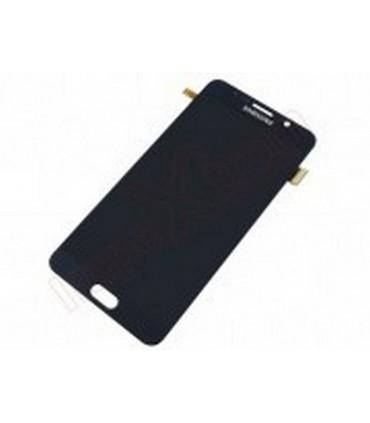 Pantalla completa para Samsung Galaxy Note 5, SM-N920I en color Negro ORIGINAL