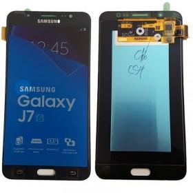 Pantalla completa Samsung Galaxy J7 (2016) Negra ORIGINAL