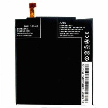 bateria BM31 para Xiaomi Mi3 MIUI3 M3 3050MAH