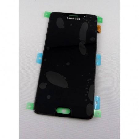 Pantalla completa sin marco Samsung Galaxy A5 (2016), A510, negra ORIGINAL