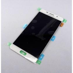 Pantalla completa  LCD/display Y digitalizador/táctil  sin marco, para Samsung Galaxy A5 (2016), A510,   Blanca ORIGINAL