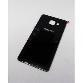 Tapa trasera negra, para Samsung Galaxy A5 (2016), A510F.