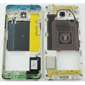 Carcasa central para Samsung Galaxy A5 2016, A510F Dorada