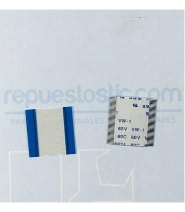 Flex de interconexión display con placa base para BQ Tesla 2 W / W10