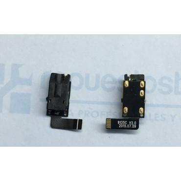 Jack Audio, Subplaca Conector Auriculares Original Tablet Bq Aquaris M10 HD y Aquaris M10FHD