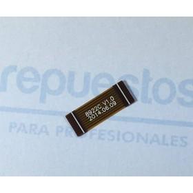 Cable flex de placa de conector de tarjeta micro SD Modelo Wifi para tablet BQ Edison 3