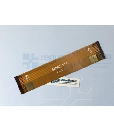 Flex conexión pantalla lcd Bq Edison 3 Modelo 3G