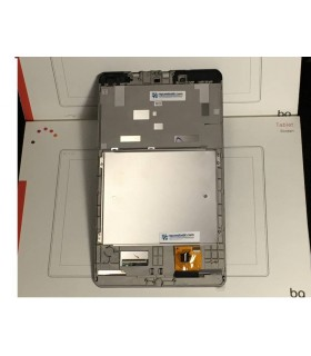 Ecrã LCD Display Y Tactil com Marco Original para BQ Edison 3 Mini - Preta