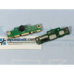 Micrófono Sub placa de conectores para bq edison 3 mini