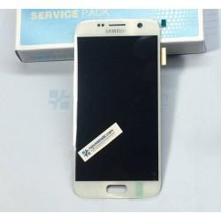 Pantalla completa color Blanco Samsung Galaxy S7, G930F ORIGINAL