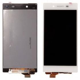 Pantalla Sony Xperia Z5, E6603, E6653 Blanca