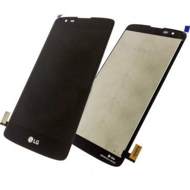 Pantalla LCD Display + Tactil sin marco para LG K8 K350N - Negra