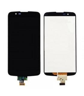 Ecrã LCD Display , Tactil para LG K10 K420N -Preta