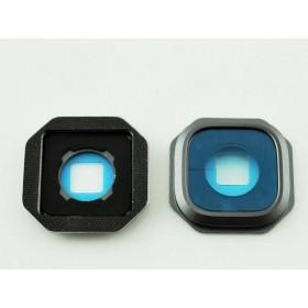 Embellecedor de la Cámara Trasera con lente para Samsung A3 (2016), A310 Negro
