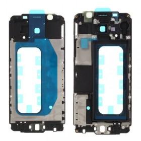 Carcasa intermedia para Samsung Galaxy A3 SM-A310 - ( 2016) negra