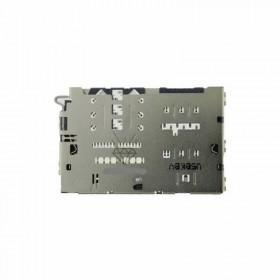 lector de tarjeta SIM y MicroSD, para Samsung Galaxy A3 (2016), A310