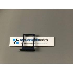 Bandeja Porta SIM en color Negra Samsung Galaxy A7 A700F, A5 A500F, A3 A300F